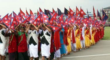 Ganatantra Diwas (Republic Day) in Nepal